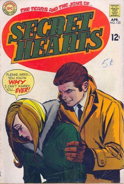 Secret Hearts Vol 1 135