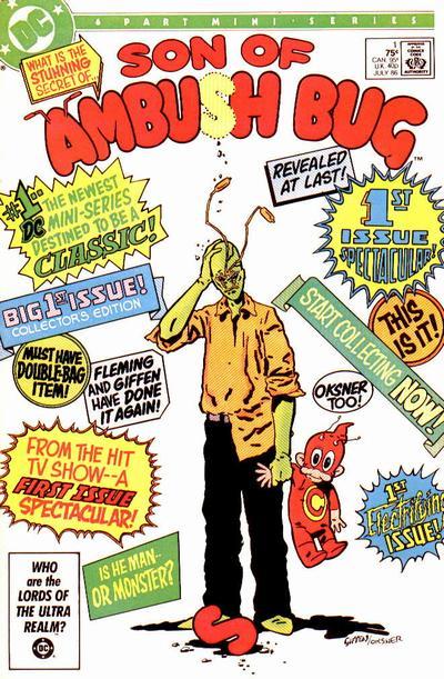 Son of Ambush Bug Vol 1 1