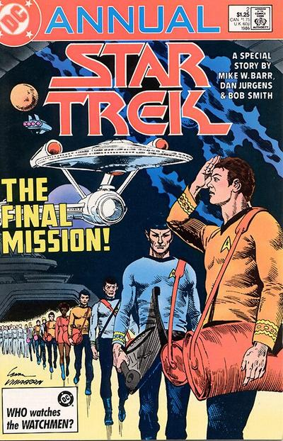 Star Trek Annual Vol 1 2