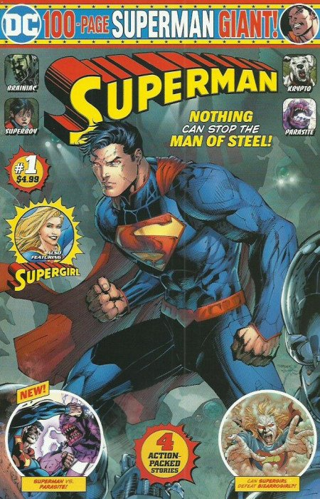 Superman Giant Vol 2 1