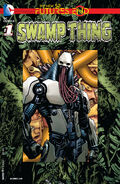 Swamp Thing Futures End Vol 1 1