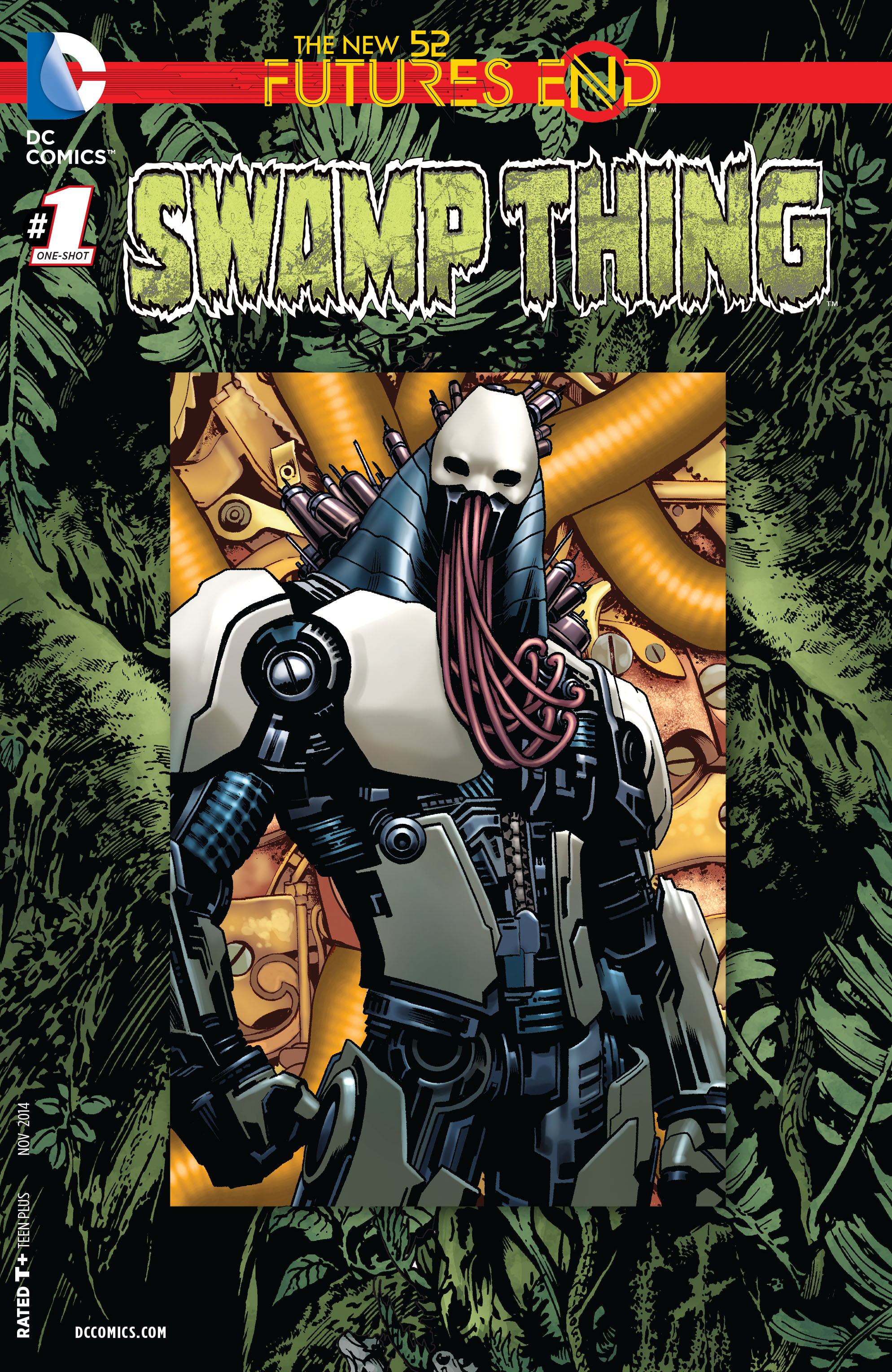 Swamp Thing: Futures End Vol 1 1