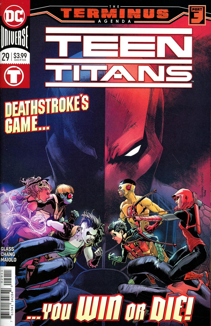 Teen Titans Vol 6 29