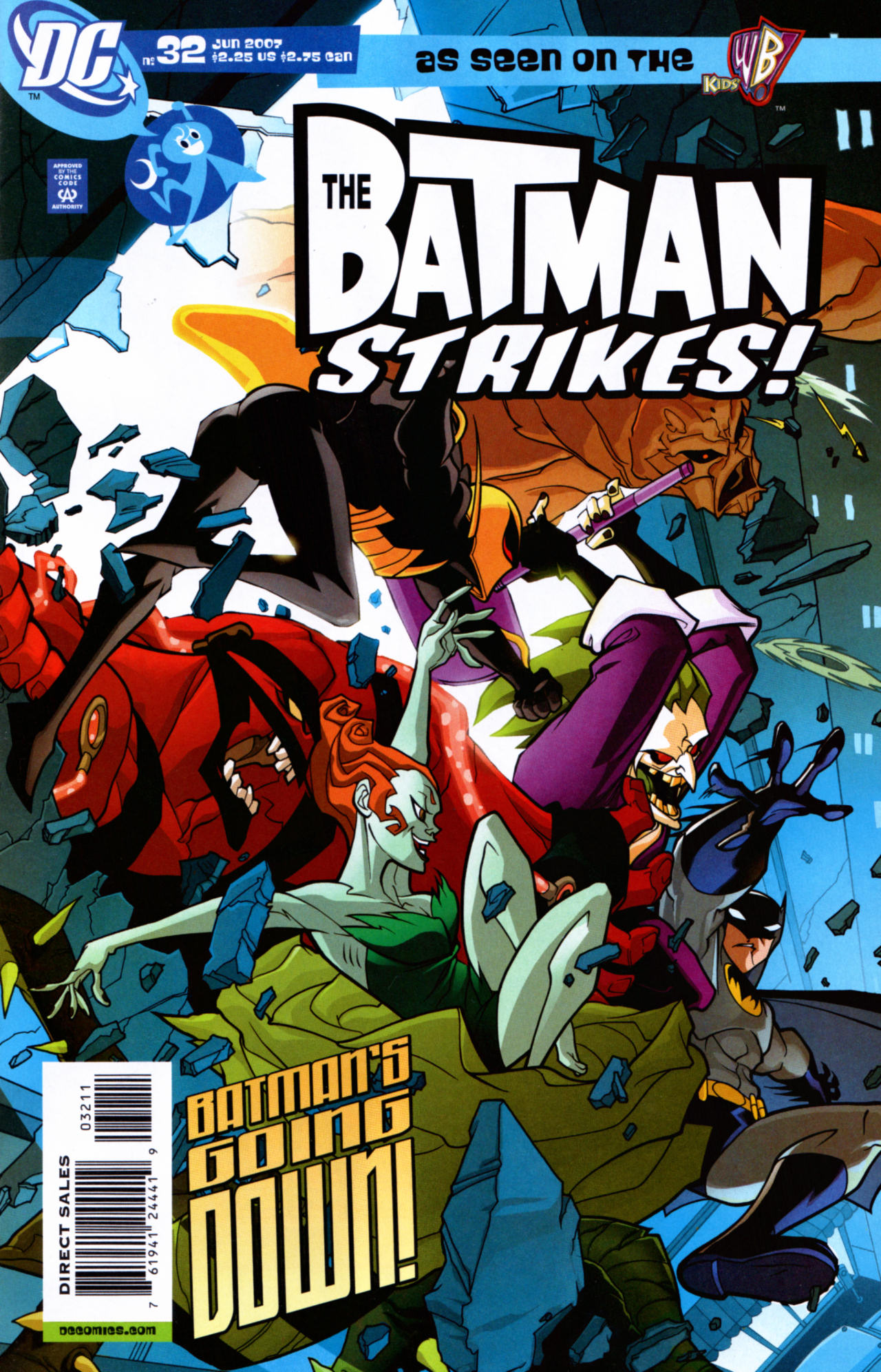 The Batman Strikes! Vol 1 32