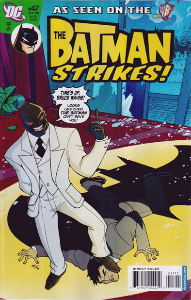 The Batman Strikes! Vol 1 47