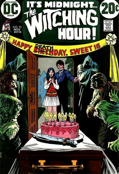 The Witching Hour Vol 1 25