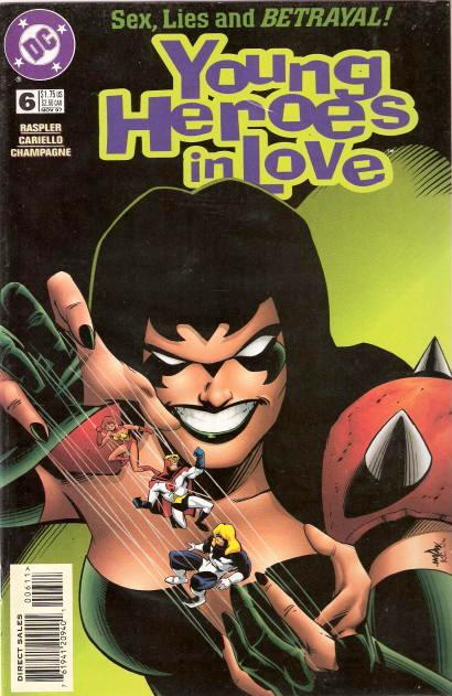 Young Heroes in Love Vol 1 6