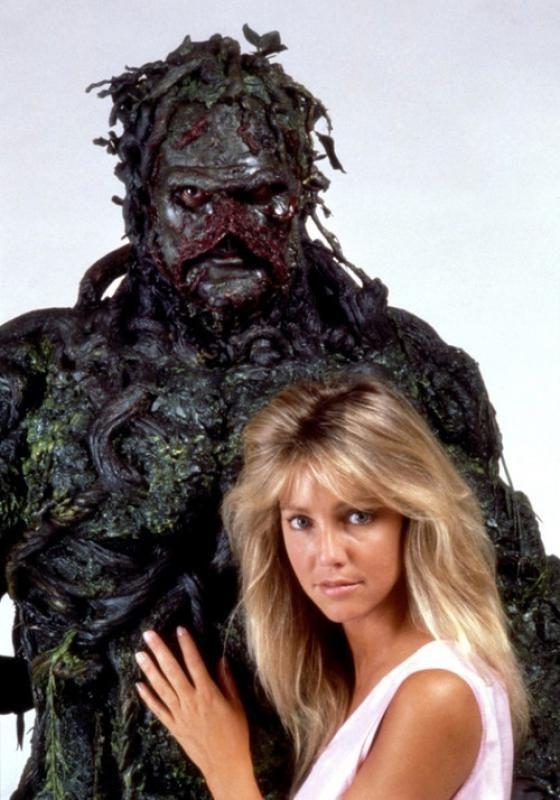 Abigail Arcane (Swamp Thing Movies)