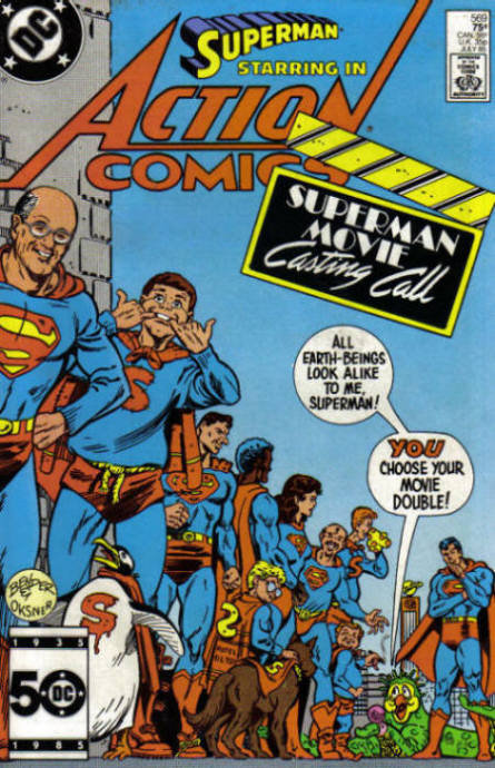 Action Comics Vol 1 569