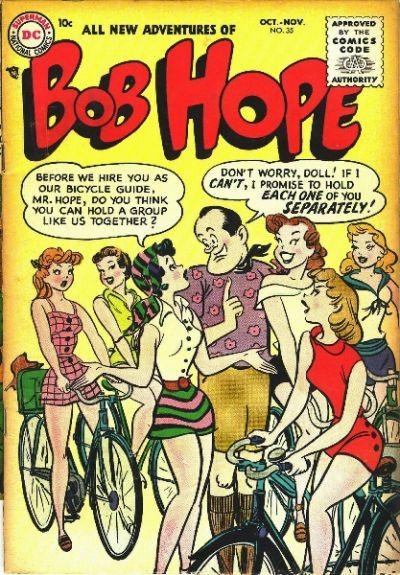Adventures of Bob Hope Vol 1 35
