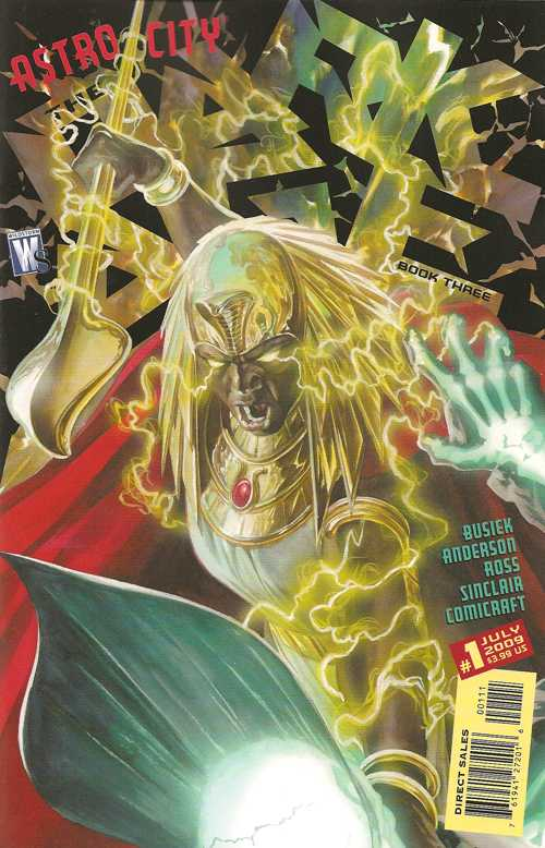 Astro City: The Dark Age Vol 3