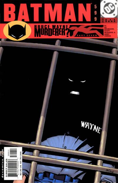 Batman Vol 1 599