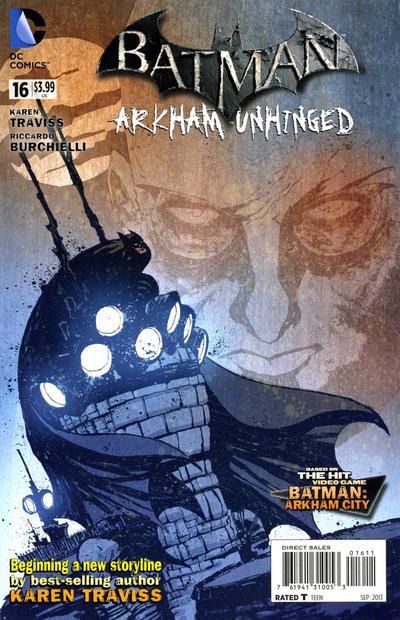 Batman: Arkham Unhinged Vol 1 16