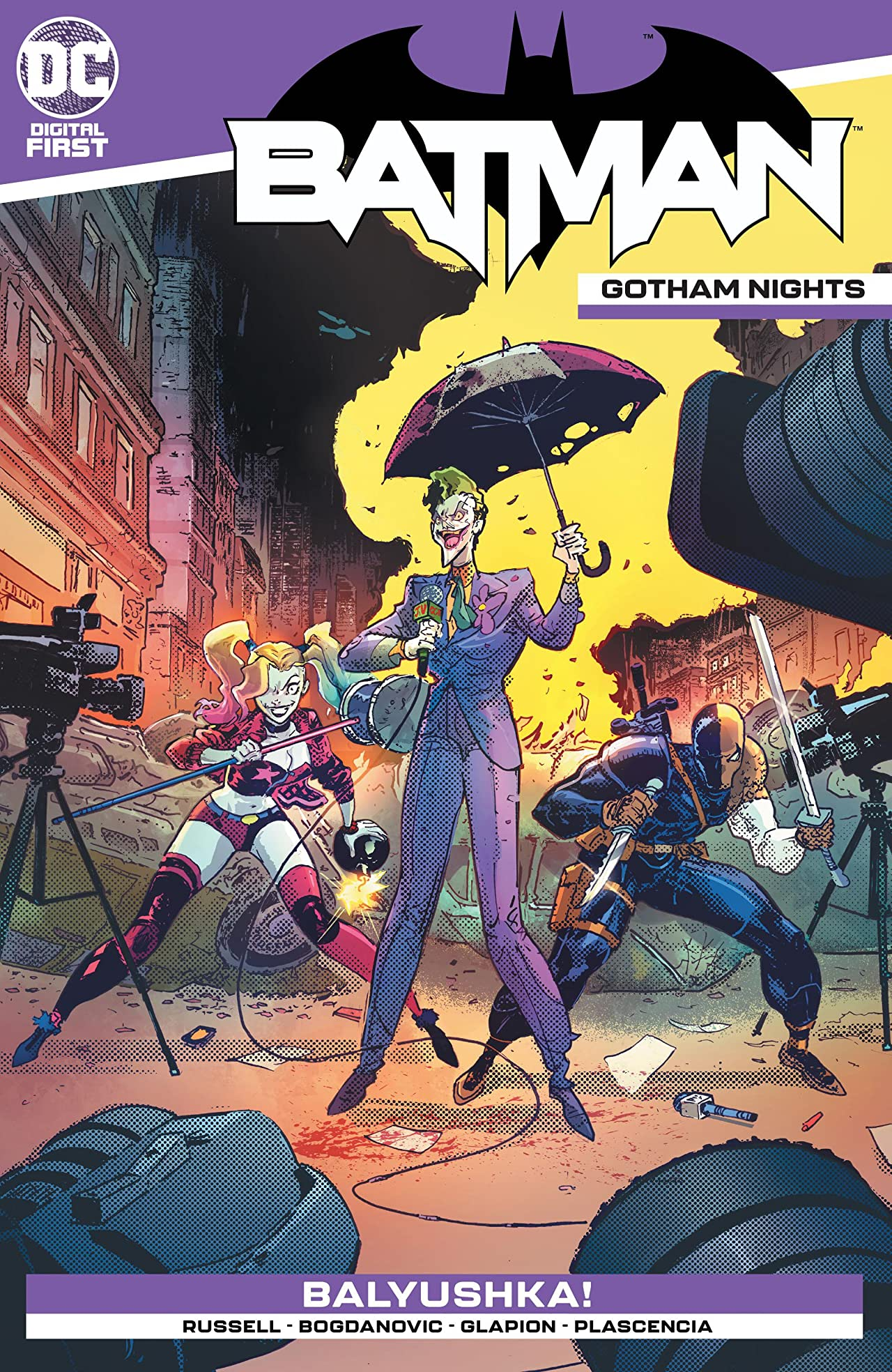 Batman: Gotham Nights Vol 1 6 (Digital)