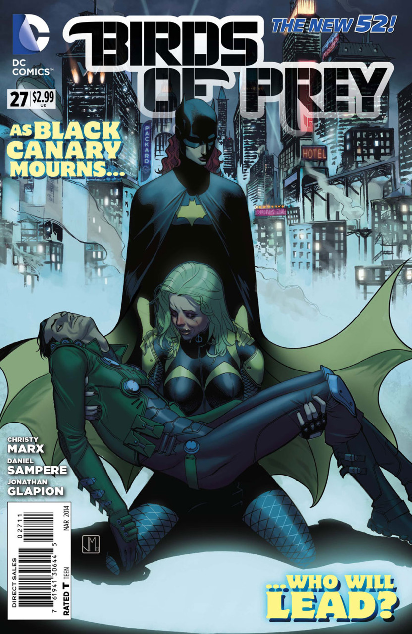Birds of Prey Vol 3 27