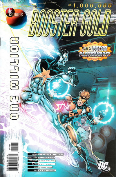 Booster Gold Vol 2 1000000