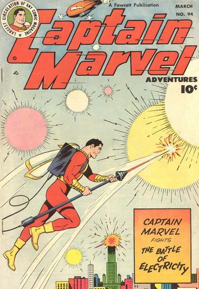 Captain Marvel Adventures Vol 1 94