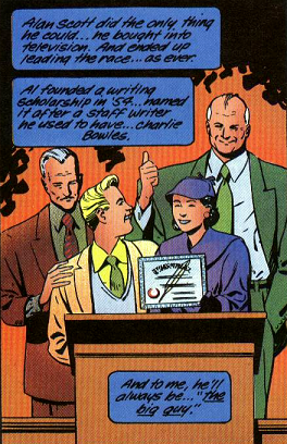 Charles Bowles (JSA: The Golden Age)