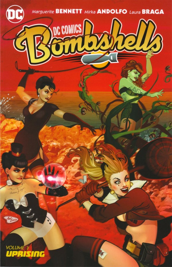 DC Comics Bombshells: Uprising (Collected)