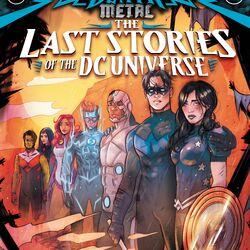 Dark Nights: Death Metal The Last Stories of the DC Universe Vol 1 1