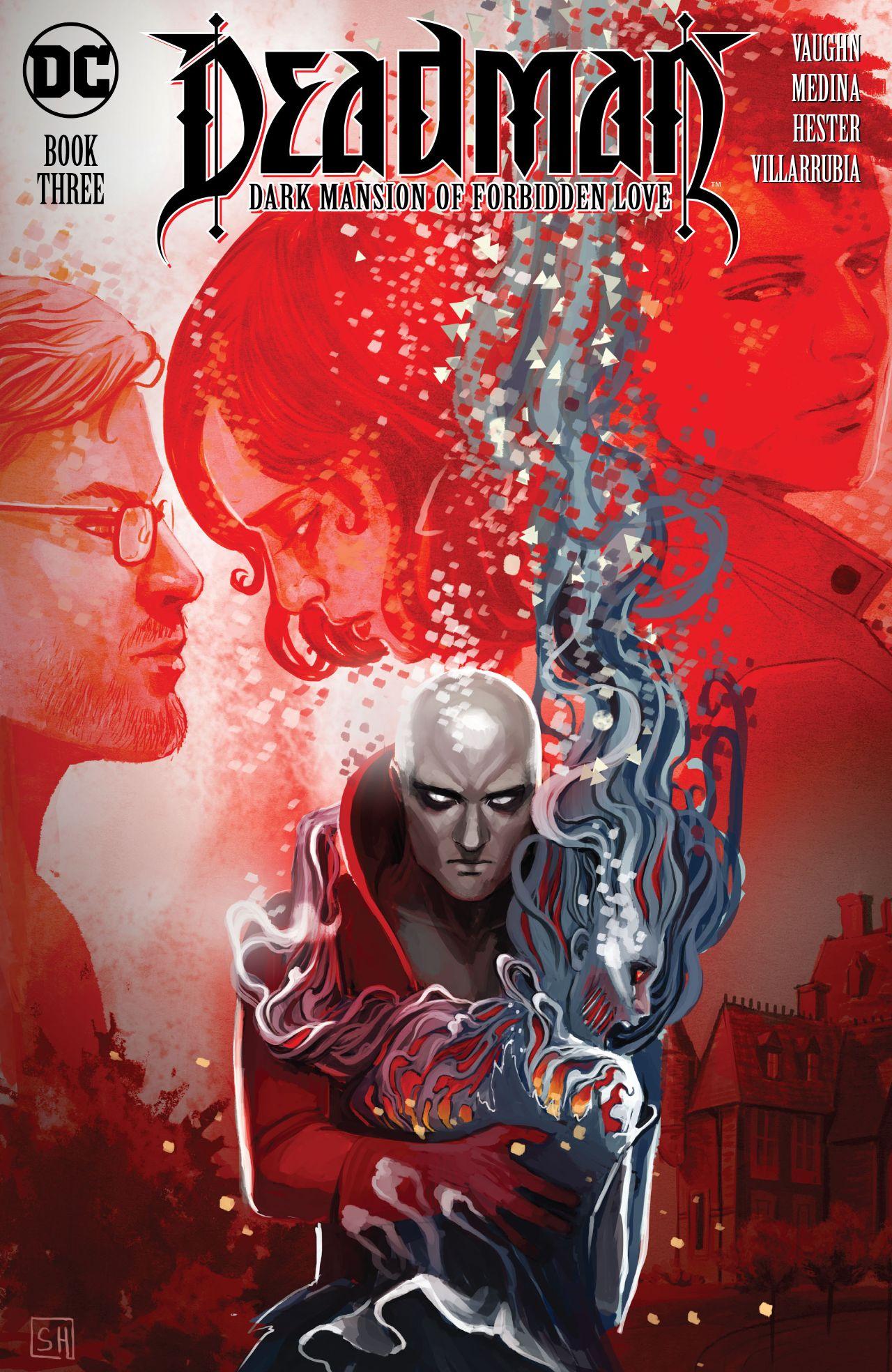 Deadman: Dark Mansion of Forbidden Love Vol 1 3