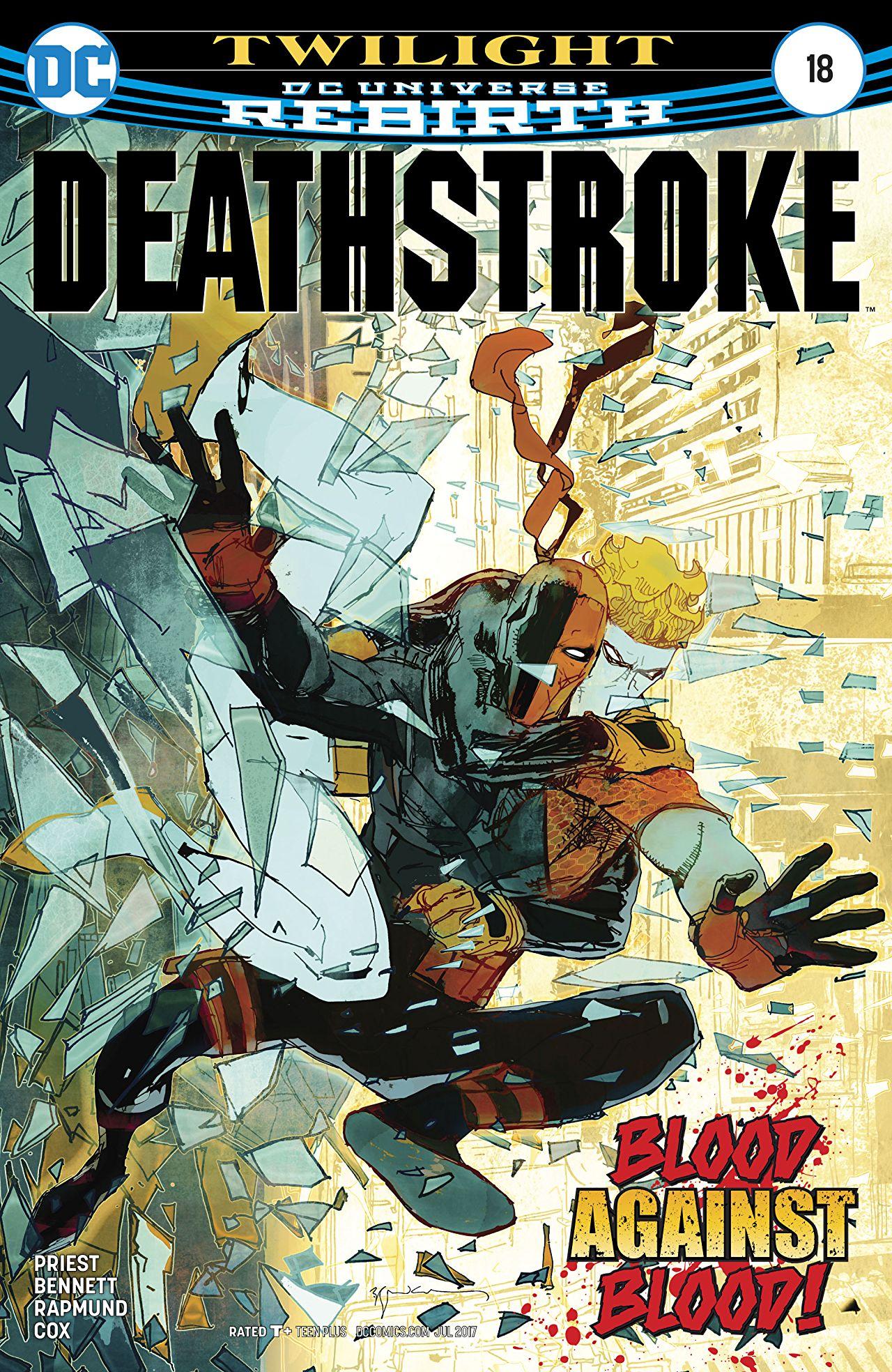Deathstroke Vol 4 18