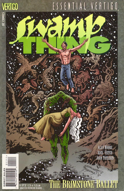 Essential Vertigo: Swamp Thing Vol 1 11