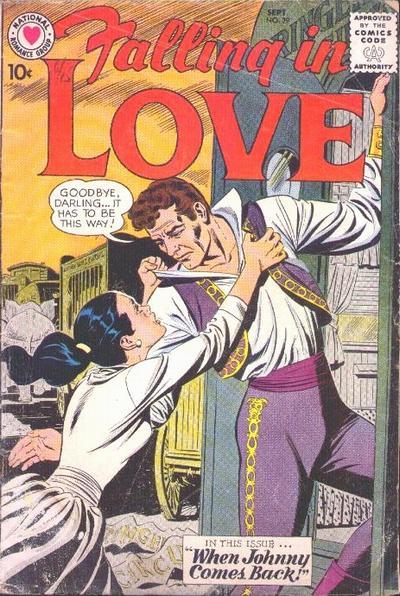 Falling in Love Vol 1 29