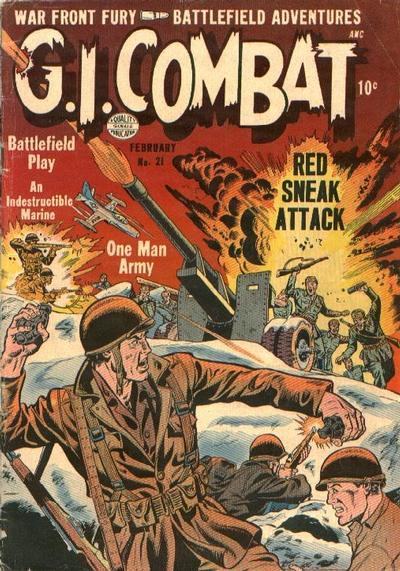 G.I. Combat Vol 1 21