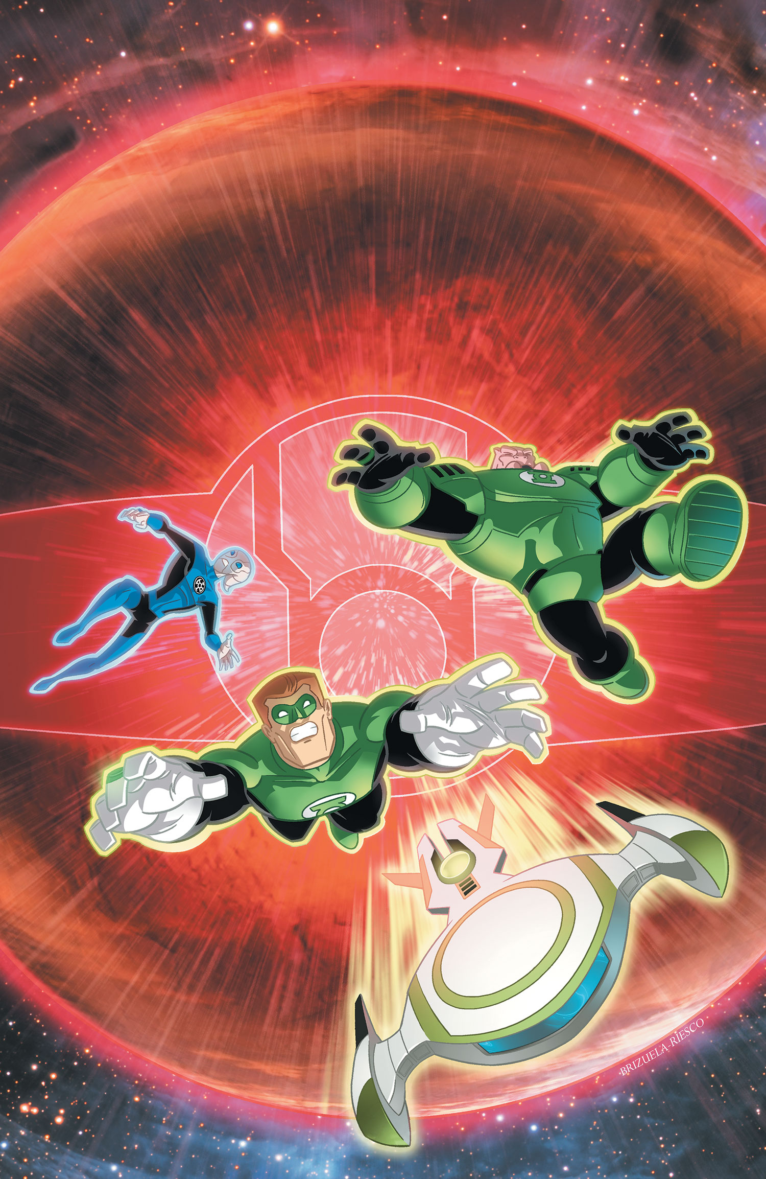 Greykil (Green Lantern Animated Series)