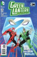 Green Lantern The Animated Series Vol 1 9