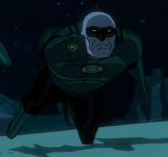 Green Man DC Animated Movie Universe 0001