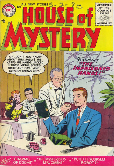 House of Mystery Vol 1 49