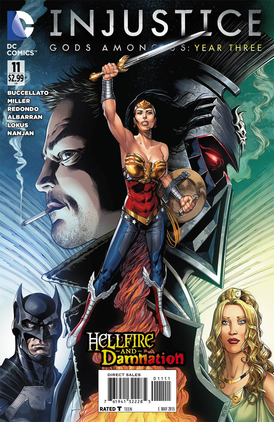 Injustice: Gods Among Us: Year Three Vol 1 11