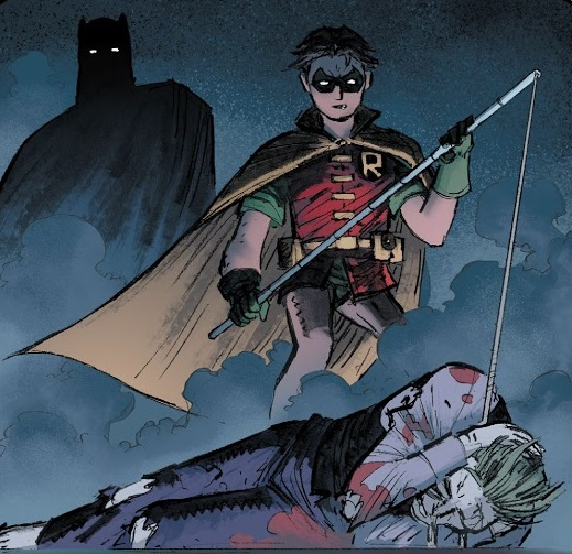 Jason Todd (Earth-31)