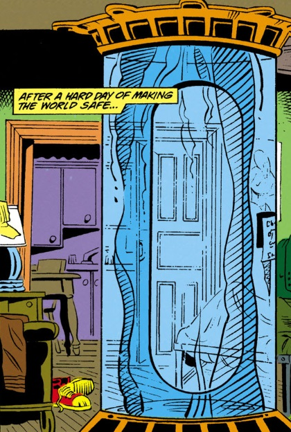 Justice League Teleporter