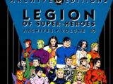 Legion of Super-Heroes Archives Vol. 10 (Collected)