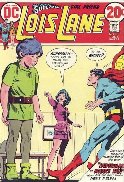 Superman's Girl Friend, Lois Lane Vol 1 131