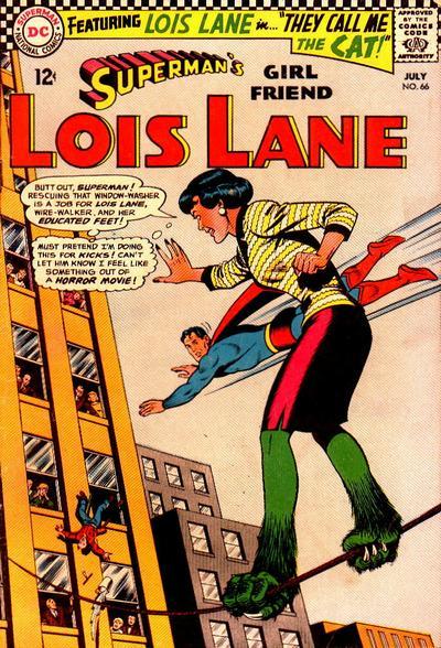 Superman's Girl Friend, Lois Lane Vol 1 66
