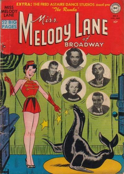 Miss Melody Lane of Broadway Vol 1 3