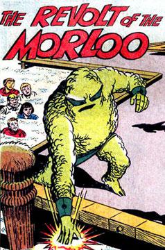 Morloo (Earth-One)