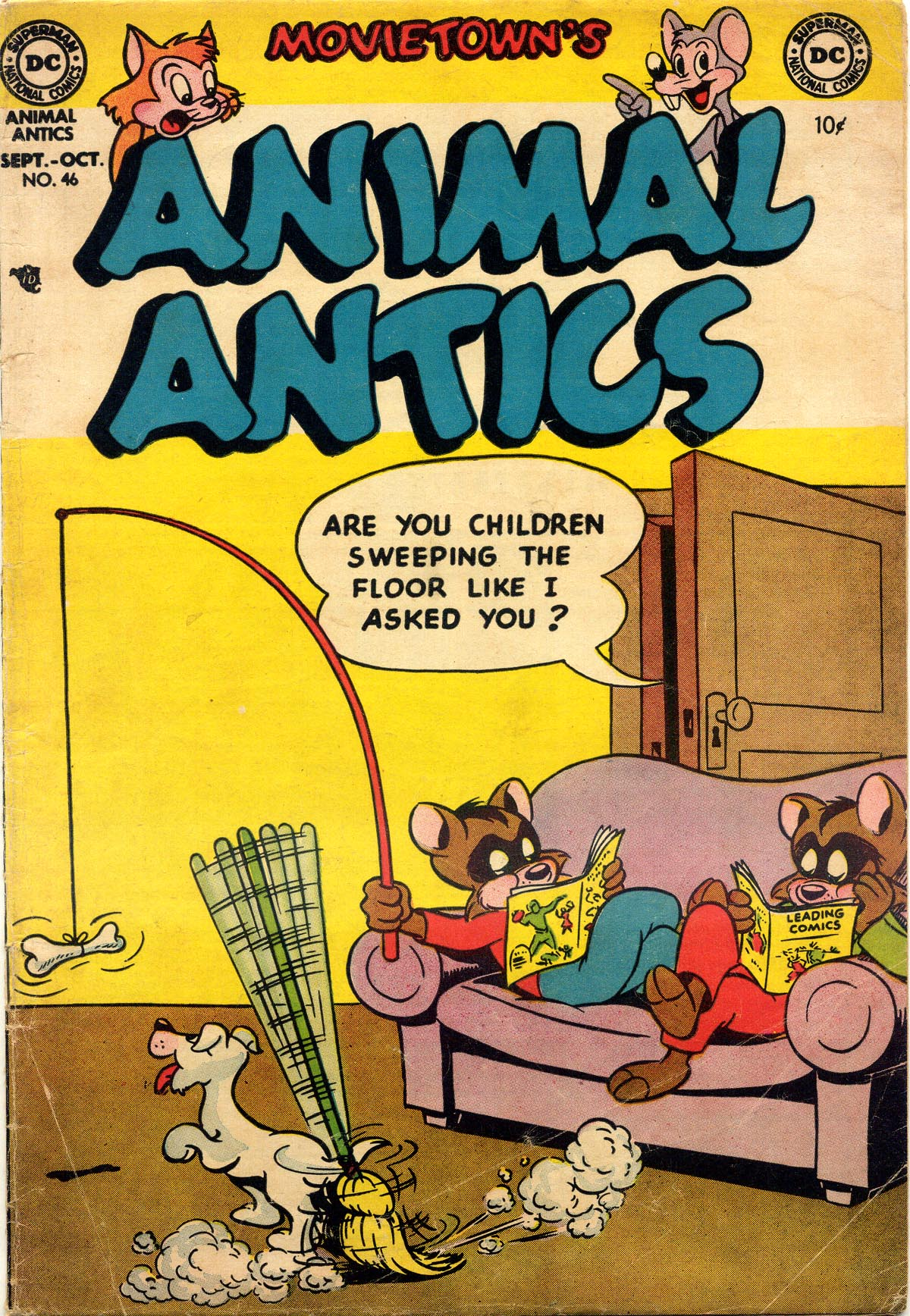 Movietown's Animal Antics Vol 1 46
