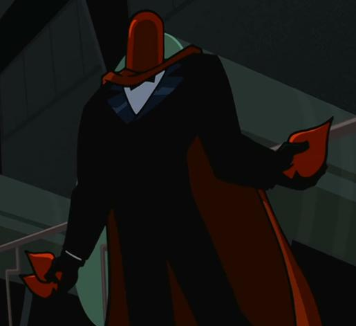 Red Hood (The Brave and the Bold: Deep Cover for Batman!)