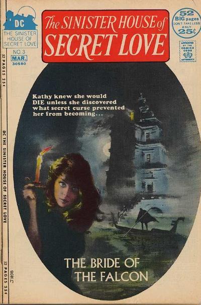 Sinister House of Secret Love Vol 1 3
