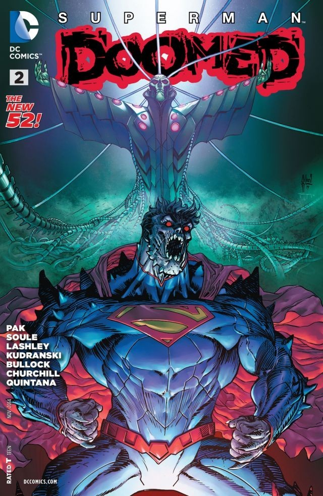 Superman: Doomed Vol 1 2