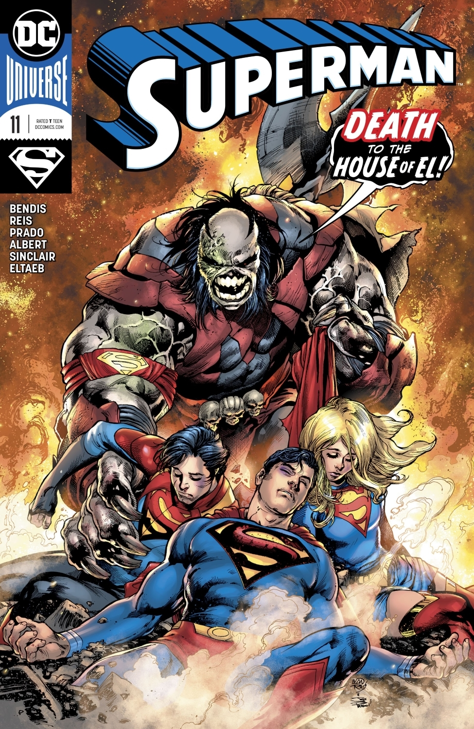 Superman Vol 5 11