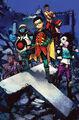 Teen Titans Vol 6 20 Textless Variant