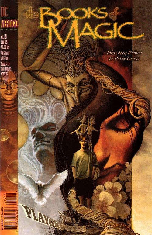 The Books of Magic Vol 2 19