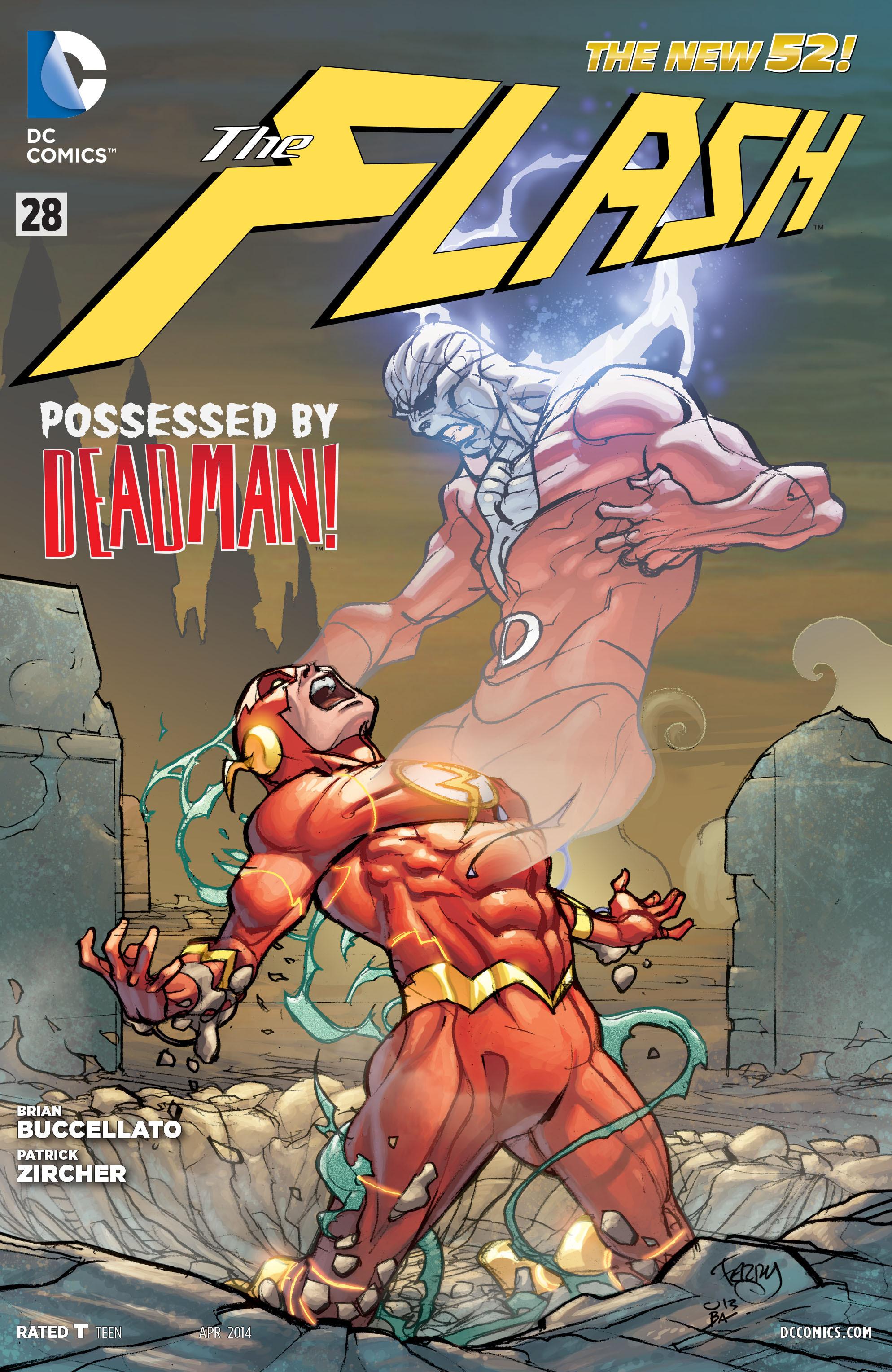 The Flash Vol 4 28
