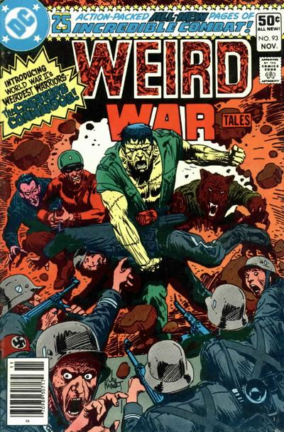 Weird War Tales Vol 1 93